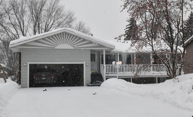 A St. Cloud foster home and supported living services facility run by ML Consulting, shown here on Friday, March 1, was the site of a maltreatment investigation. A staff person who no longer works there was found responsible for physical abuse.