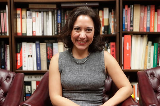 Amy Coren, a psychology research professor at FSU.