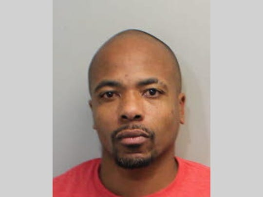 Damon Anthony Gilbert, 39, was arrested in connection with the murder of Dewayne Nelson on Nov. 23.
