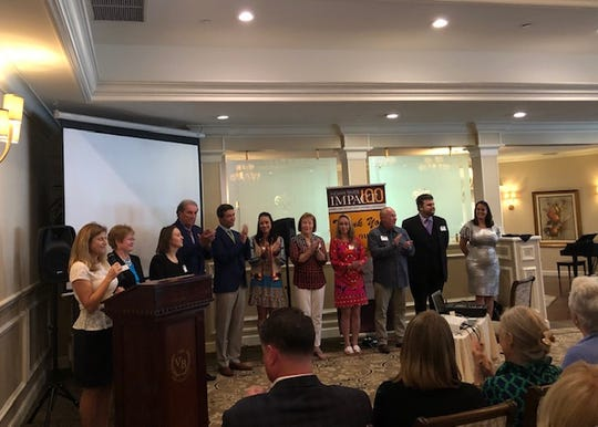 Impact 100 named three grant recipients Feb. 28, 2019: Boys and Girls Clubs of Indian River County, HALO No Kill Rescue and the Space Coast Symphony.