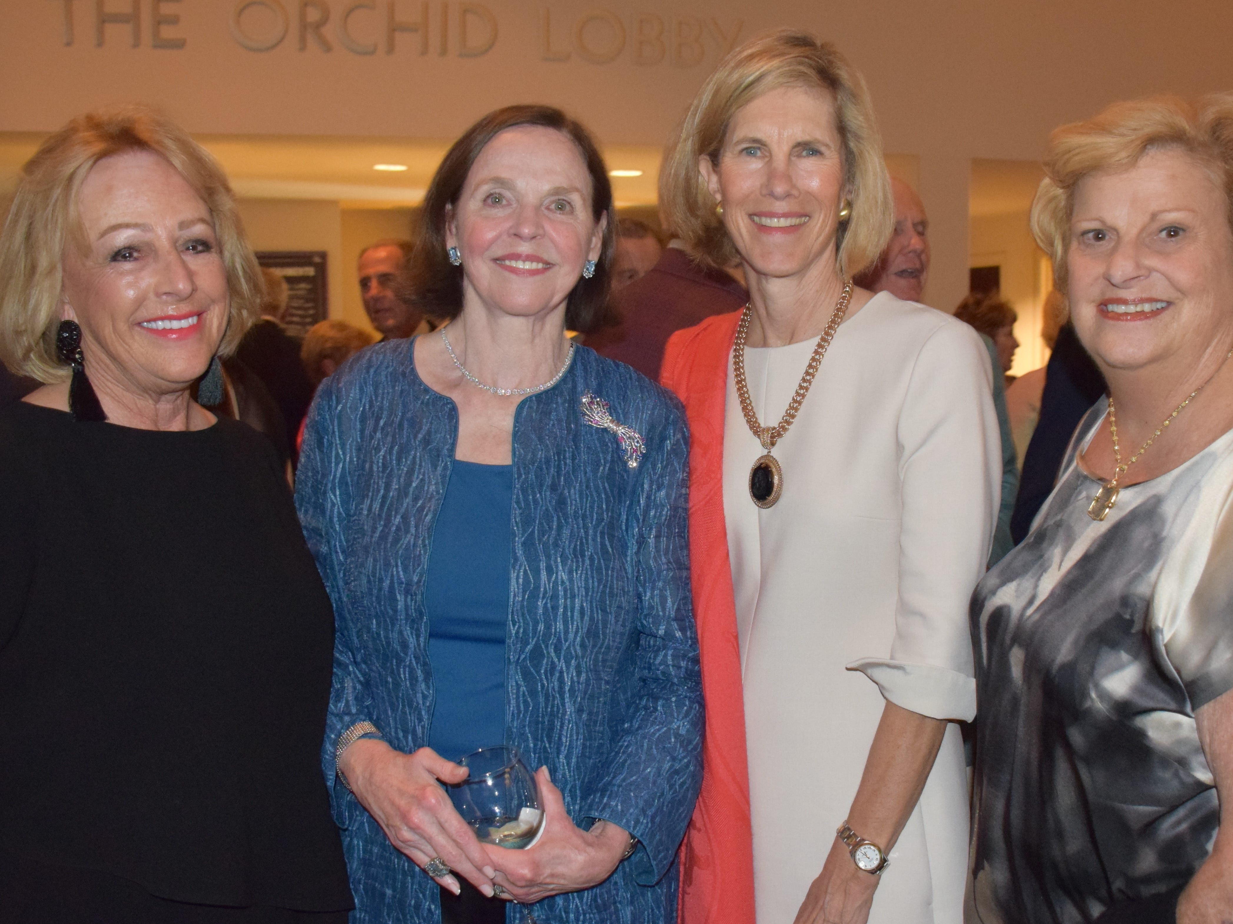 Nancy Rosner, Susan McCord, Debbie Berhorst and Jean Oglethorpe
