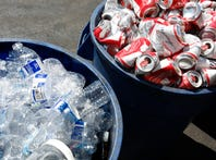 Fight climate change through recycling
