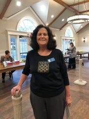 Madeline Wolk was the chairperson for Soroptimist International of Cumberland County's bingo event.