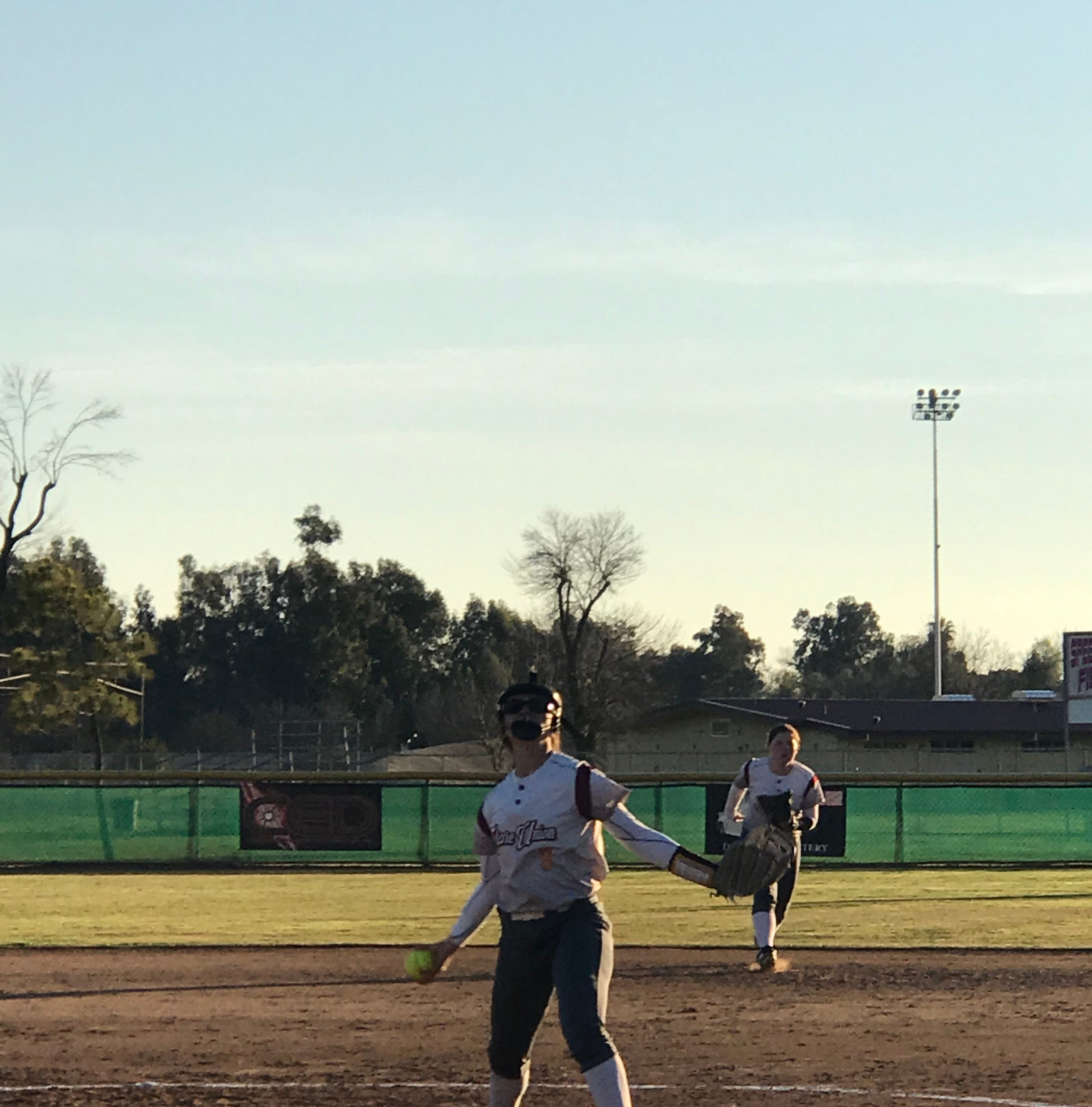Athlete of the week: Tulare Union's Mia Reynolds