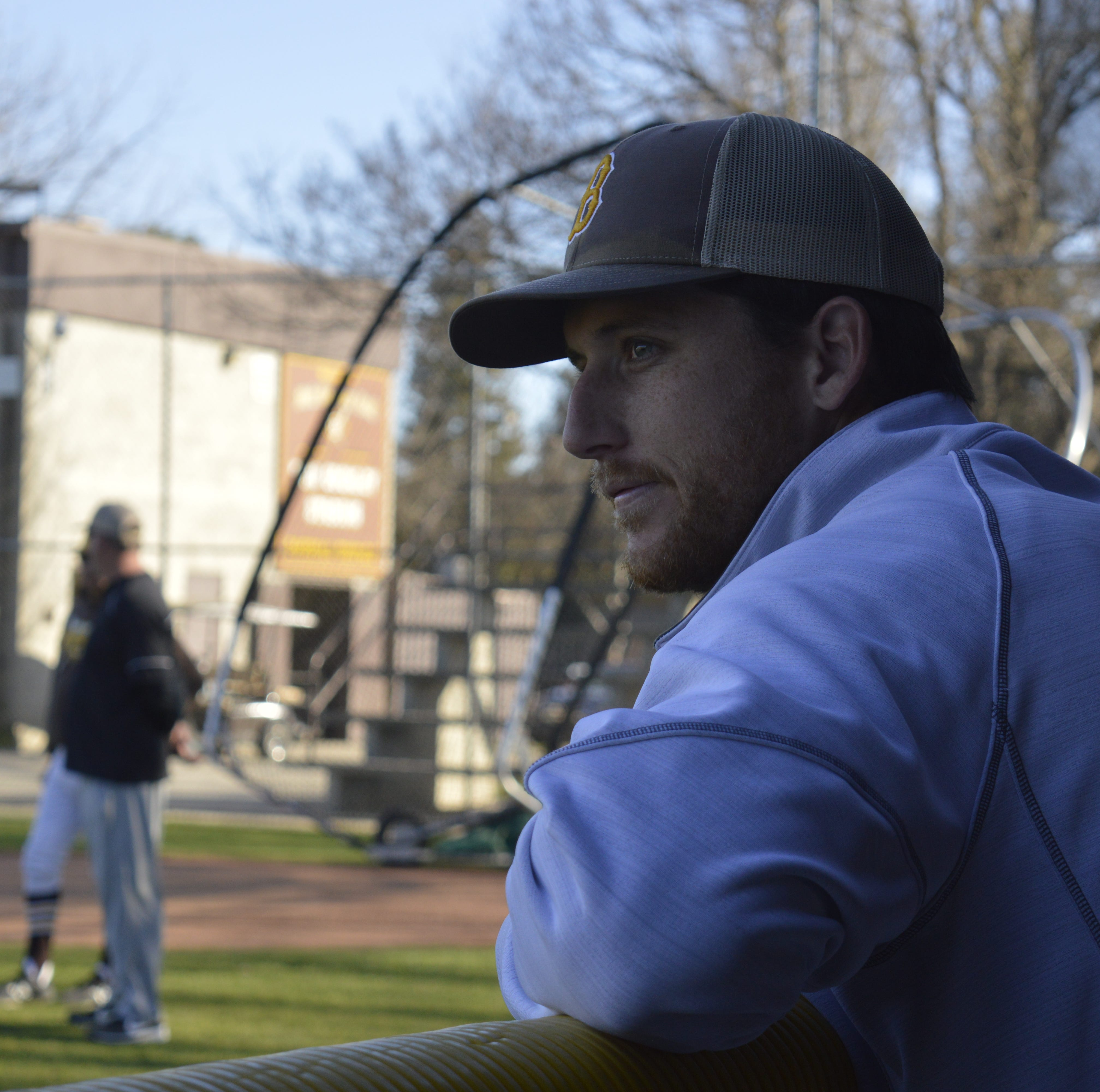 Brent Hall returns to lead Golden West baseball