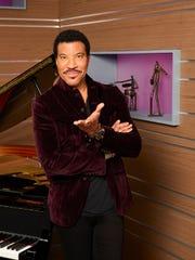 "ABC's ""American Idol"" judge Lionel Richie."
