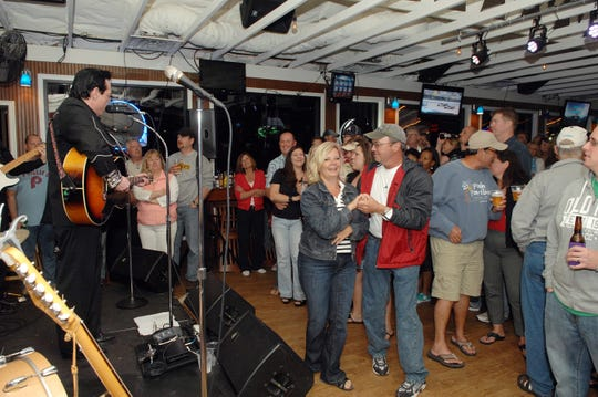 A Johnny Cash tribute was held at The Lighthouse in Dewey Beach in 2011.