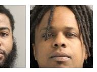 Derell Tyson (left), 30, of New Castle, and Kevin Goode, 33 of Dover, were charged in a serious assault that left one man hospitalized in Smyrna, police said.
