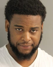 Jhiel Watson, 21 of Smyrna, was charged with five counts of theft over $1,500 with a victim 62 years of age or older.