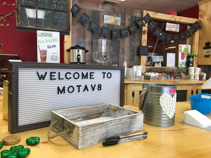 Welcome to Motav8