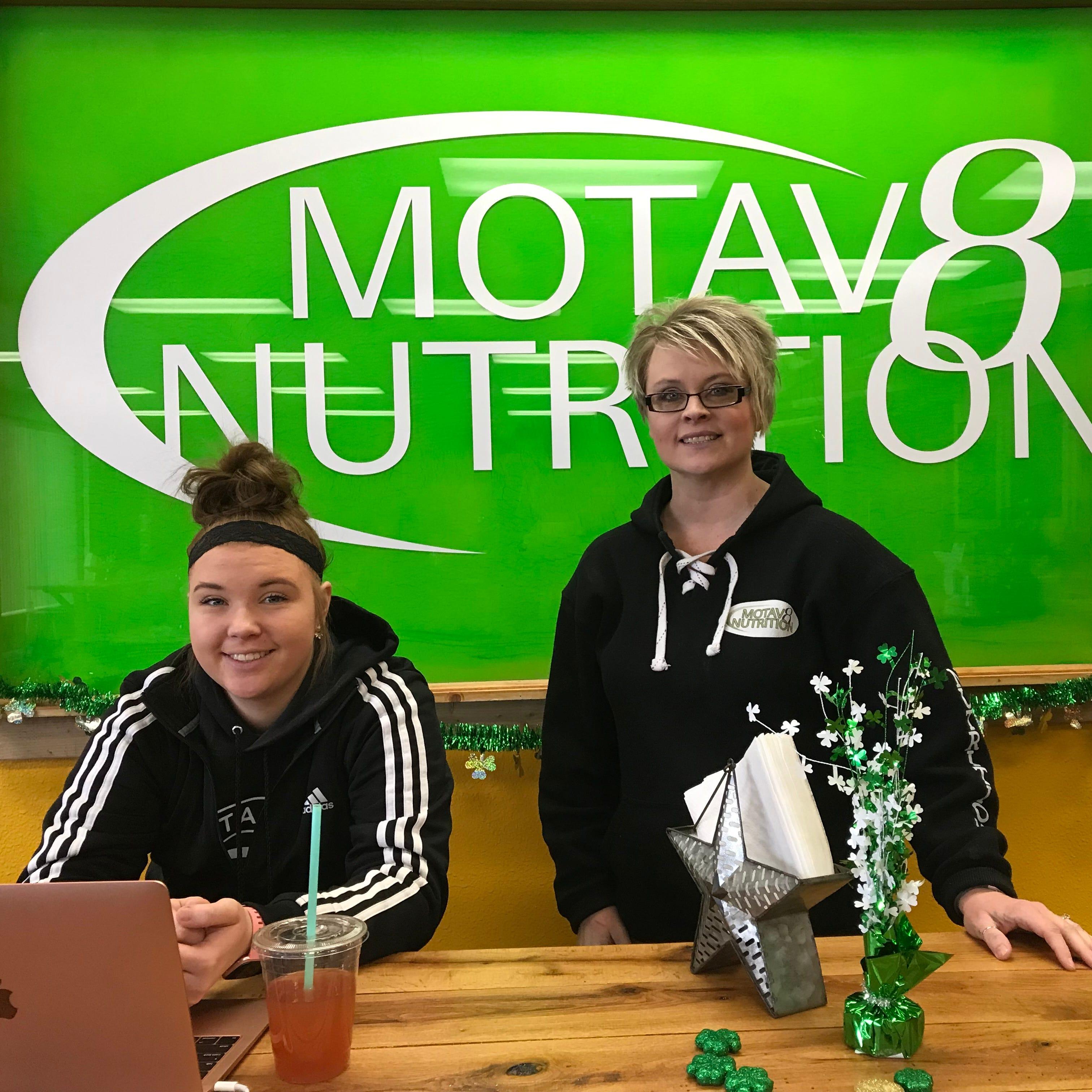 Motav8 Nutrition offers 33 shake flavors, tea, coffee in Wisconsin Rapids