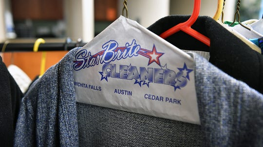 Star Brite Cleaners offered free cleaning for all of the coats donated in a recent coat drive and Interfaith Outreach Services is helping to distribute them to individuals who don't have a coat.