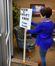 Interfaith Outreach Services is offering free coats to clients in need. The forecast calls for more winter weather this weekend.