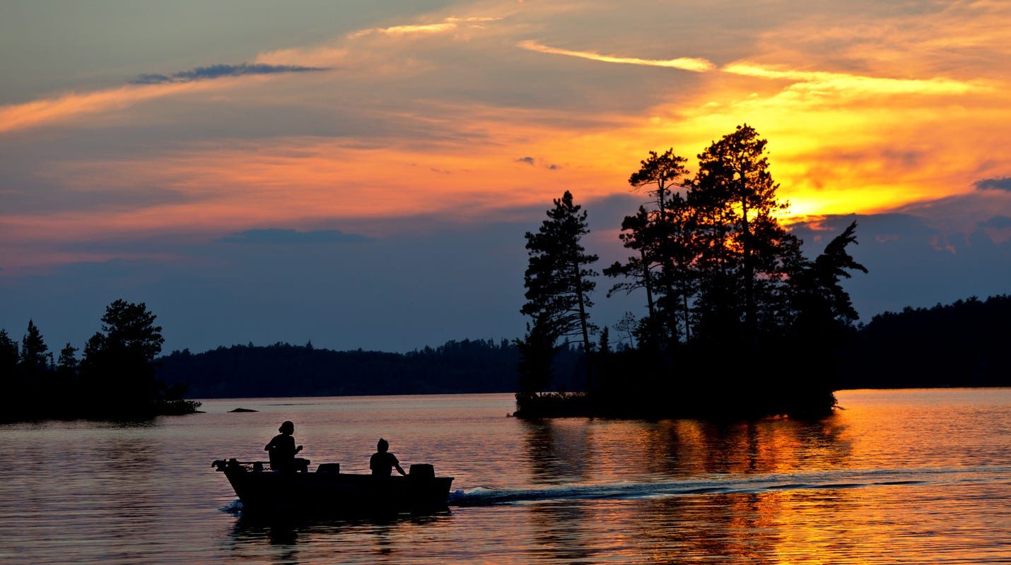 Spoiling the Boundary Waters is one of many crimes against nature