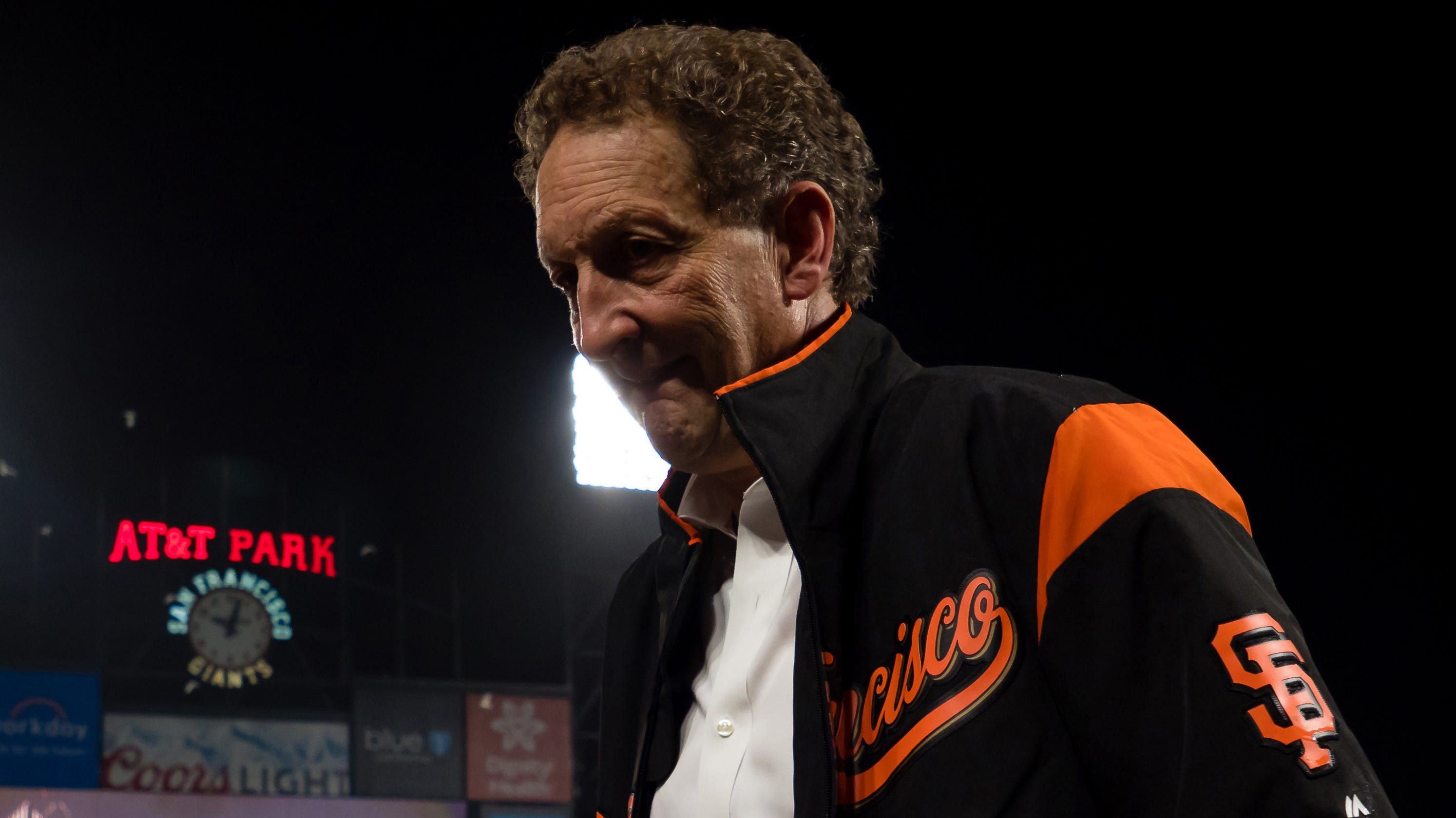 Giants CEO Larry Baer suspended three months by MLB after incident with wife