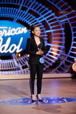 "Myra Tran is going to Hollywood in the new season of ""American Idol."""
