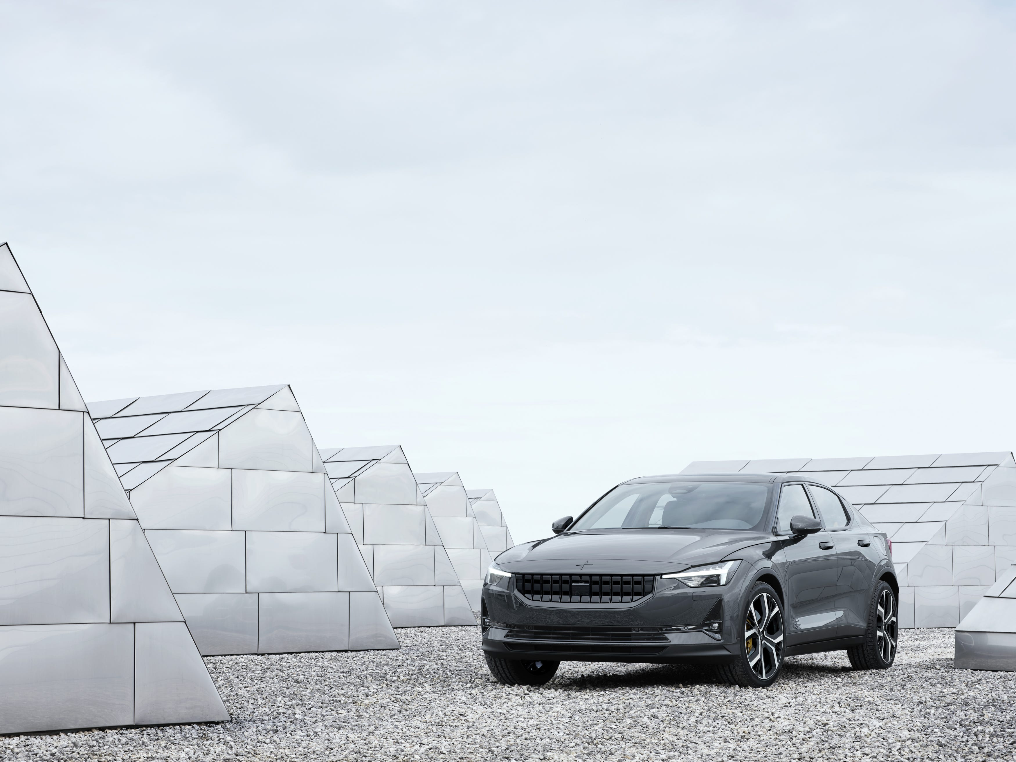 volvo u2019s new polestar 2 electric car