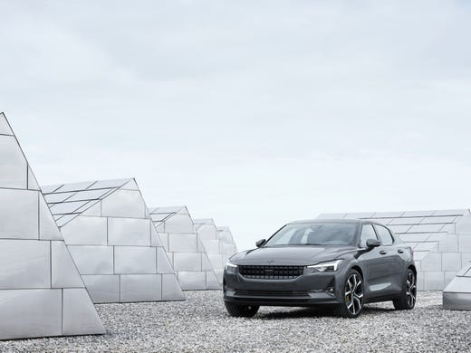 Polestar Volvo S Standalone Electric Vehicle Brand Is Unveiling Its 2 Model A
