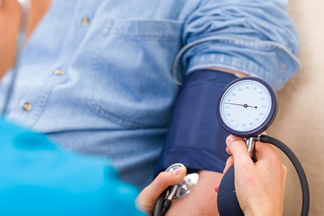 Blood pressure checks are among the medical screenings being offered free of charge this year by Richland Public Health.