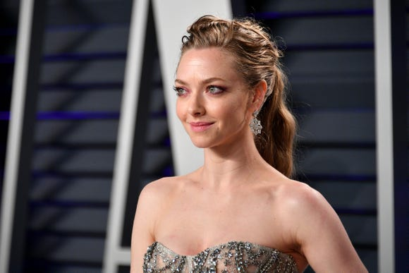 Amanda Seyfried welcomed her daughter, Nina, in March 2017