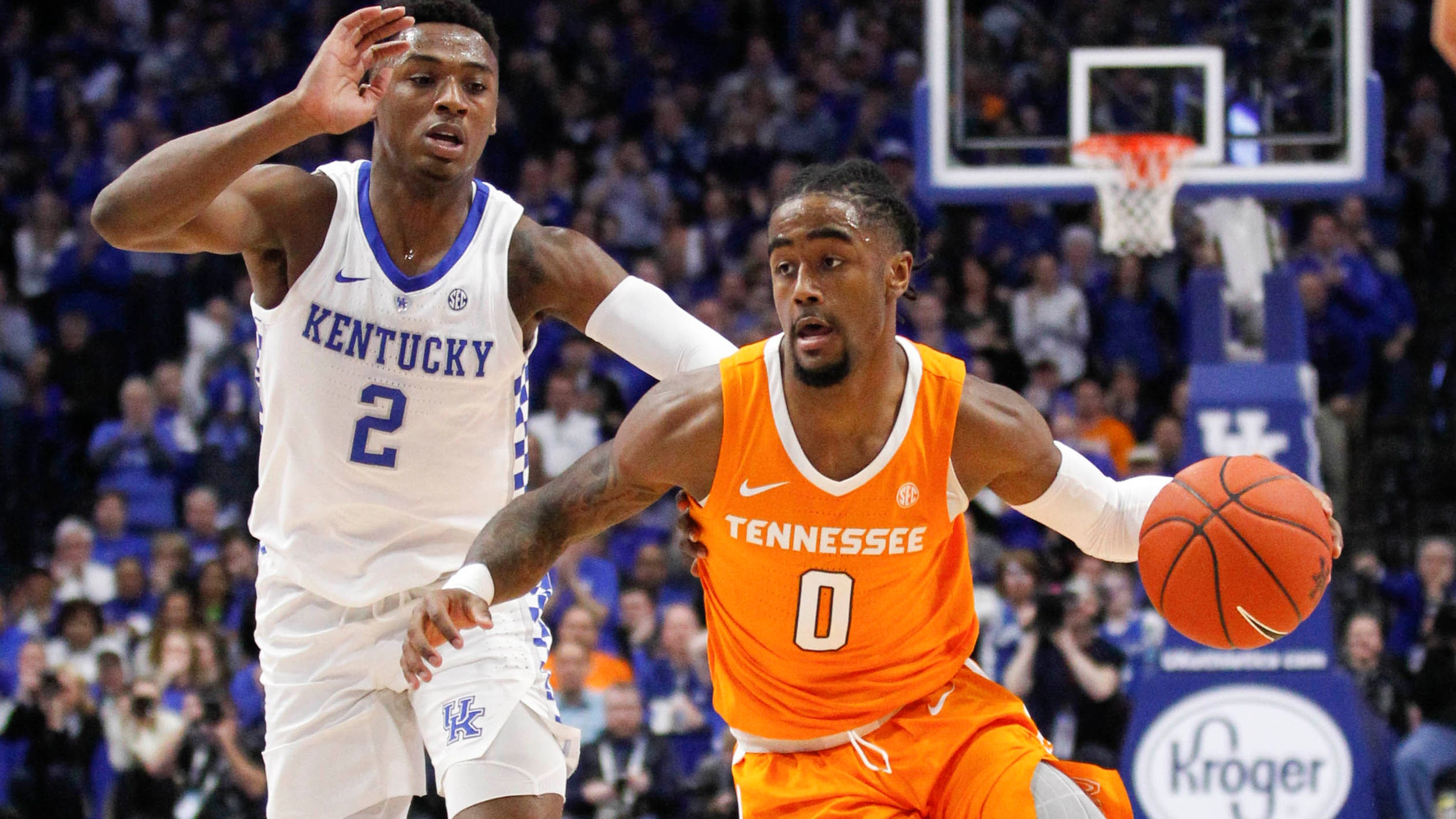 d032225b8c9 Kentucky-Tennessee showdown tops college basketball weekend schedule