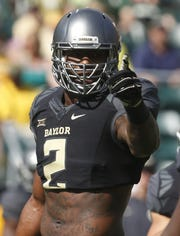 Shawn Oakman went undrafted in the 2016 NFL draft due to off-field issues, among other concerns.