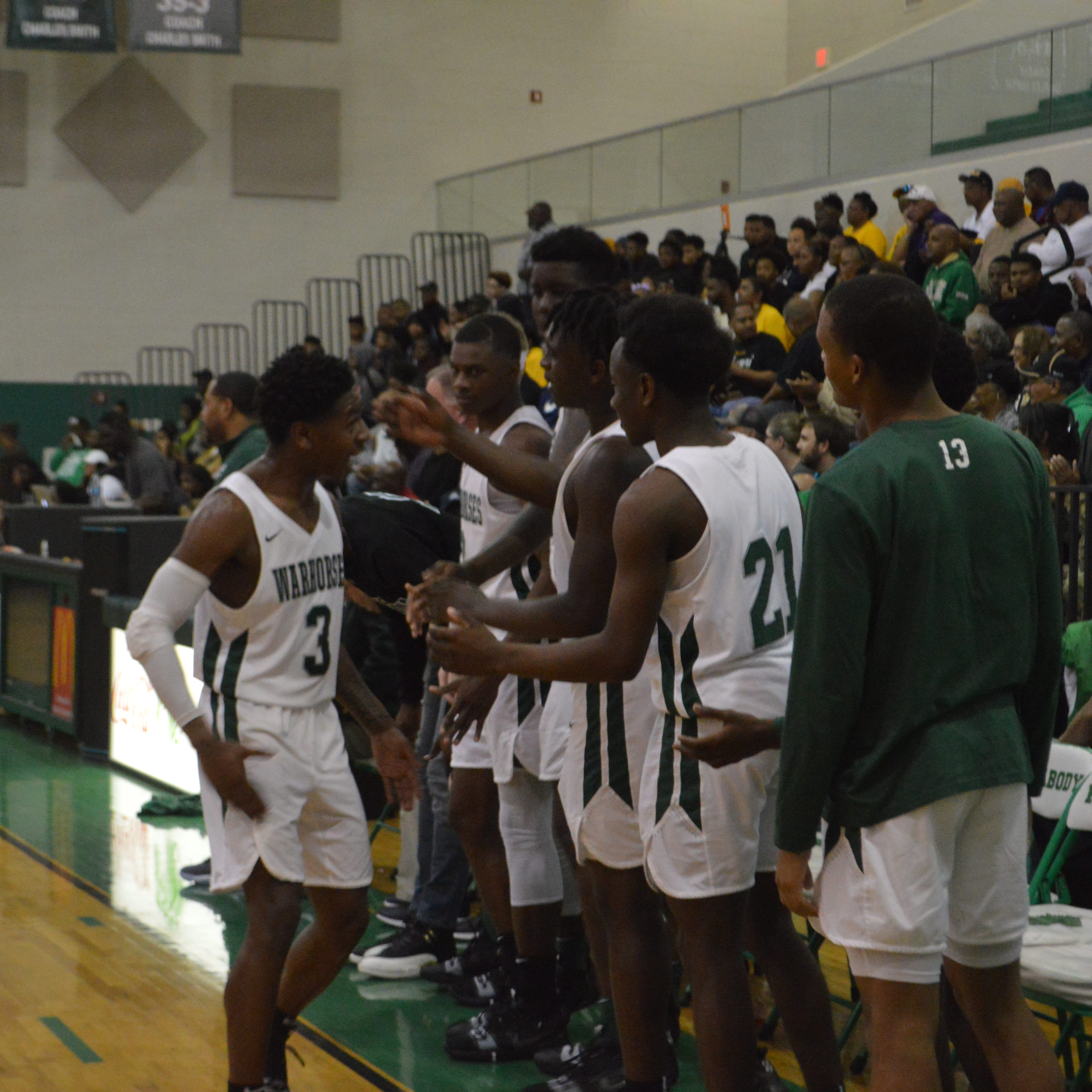 Peabody routs St. James, returns to Lake Charles