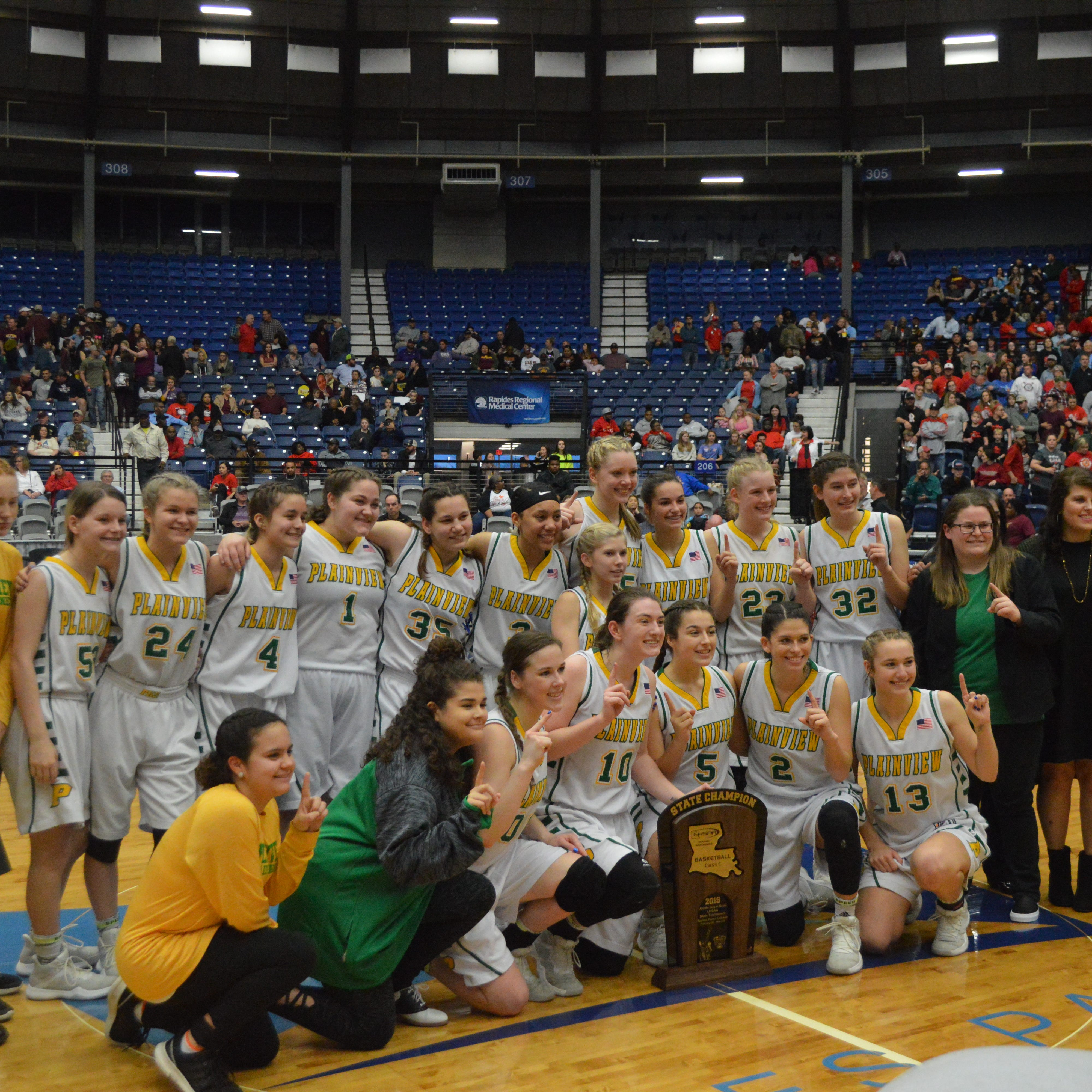 Plainview repeats as Class C champion in dominant fashion