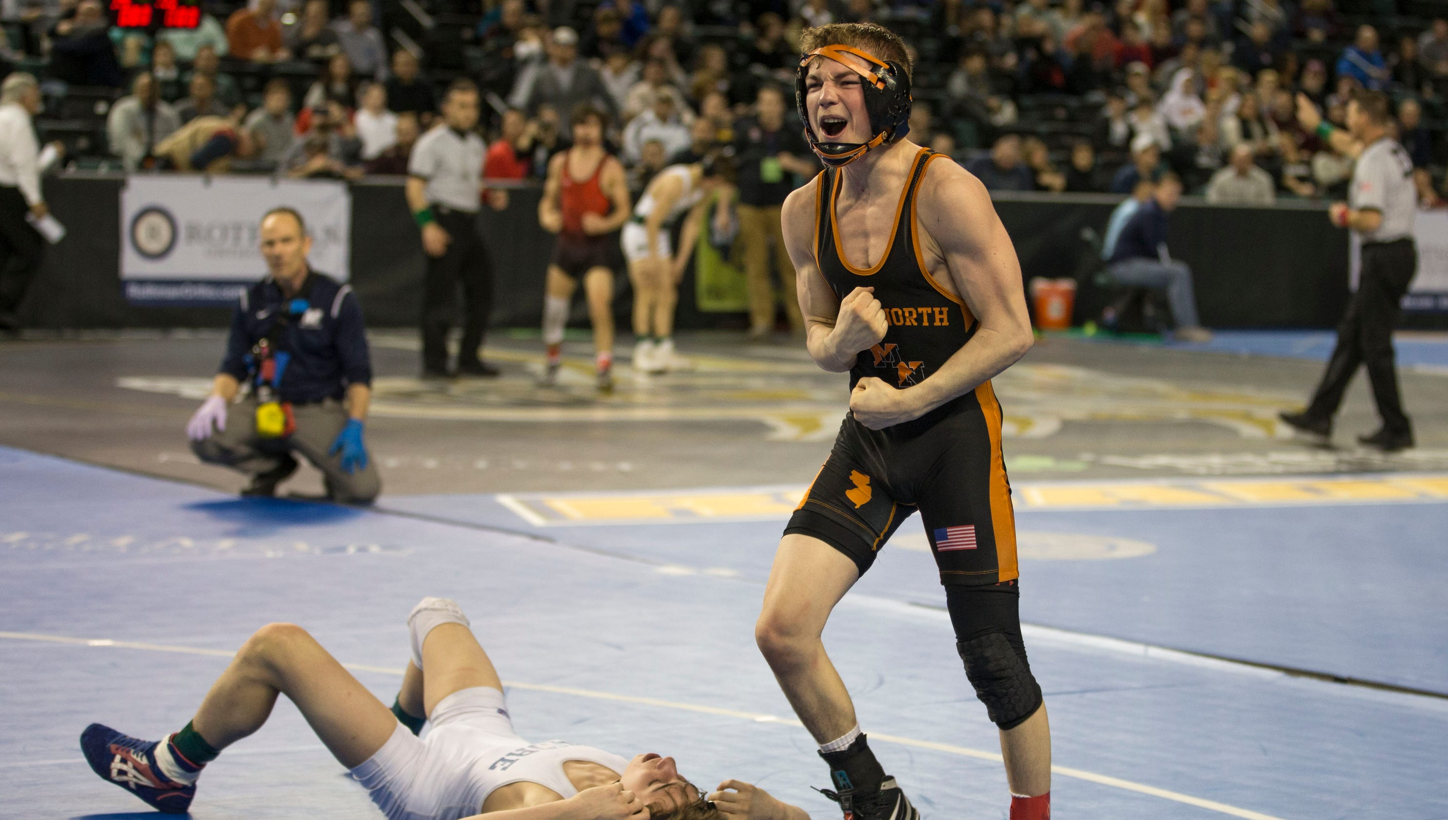 NJ wrestling: Five finalists from the Shore for the big show