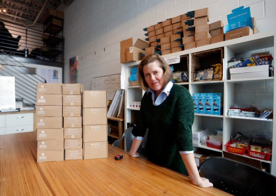"""Dr. Amy Baxter's business took off after she appeared on """"Shark Tank"""" with her device that blocks pain from injections. Orders flowed in and she bulked up her inventory. But when sales hit a temporary speed bump, Baxter learned there was no tax break for the merchandise she hadn't sold yet."""