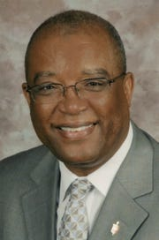 Bishop Earl Bledsoe, of the Northwest Texas Conference that includes Abilene churches