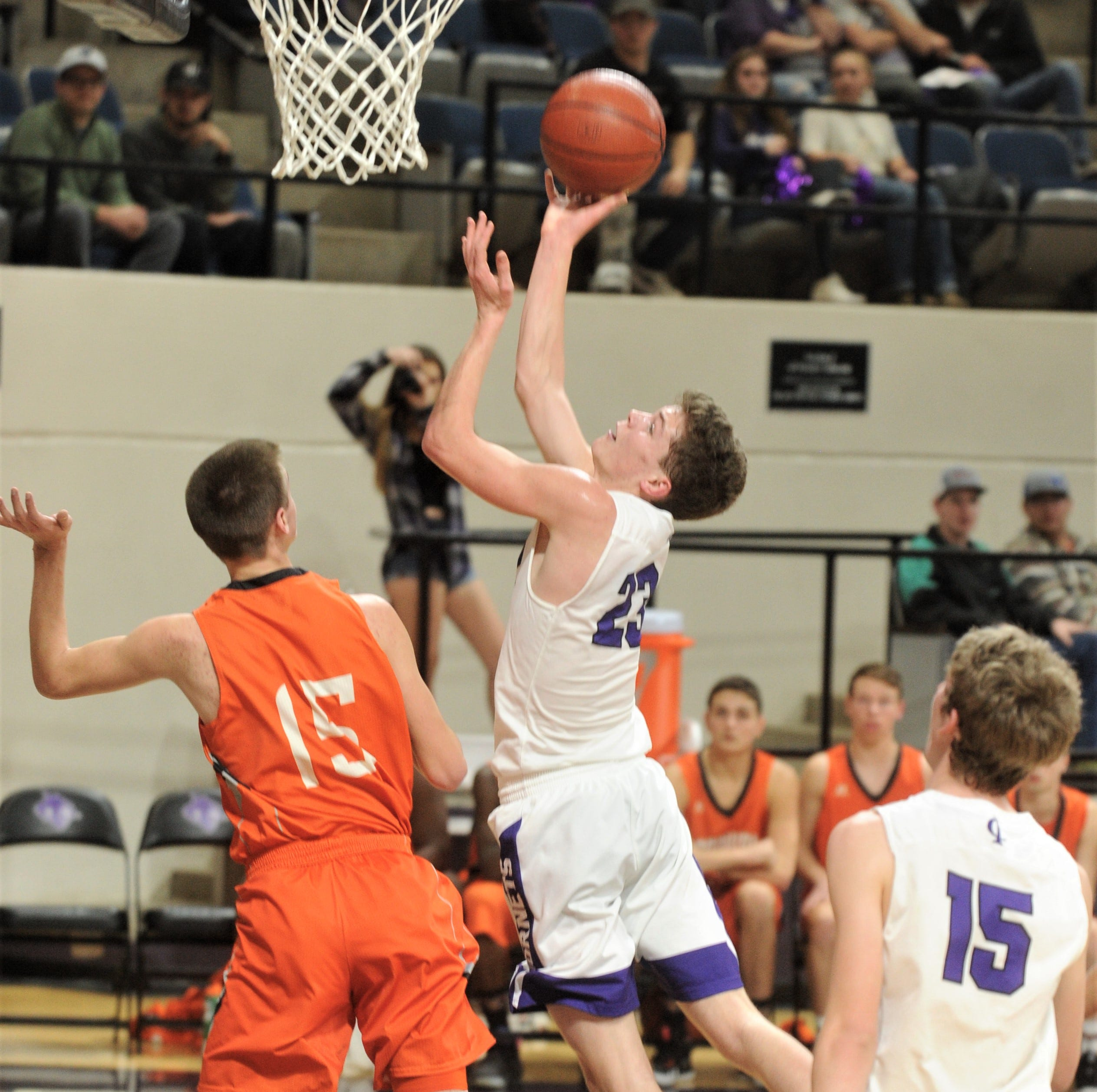 Several Concho Valley basketball players named TABC all-state