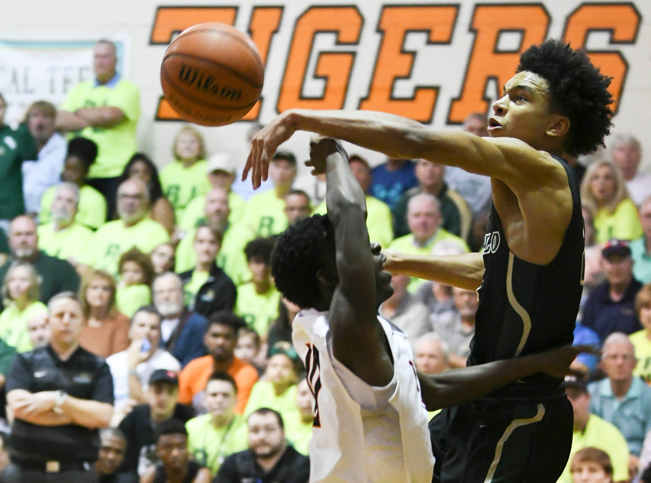 Friday's basketball Regional Final in Cocoa