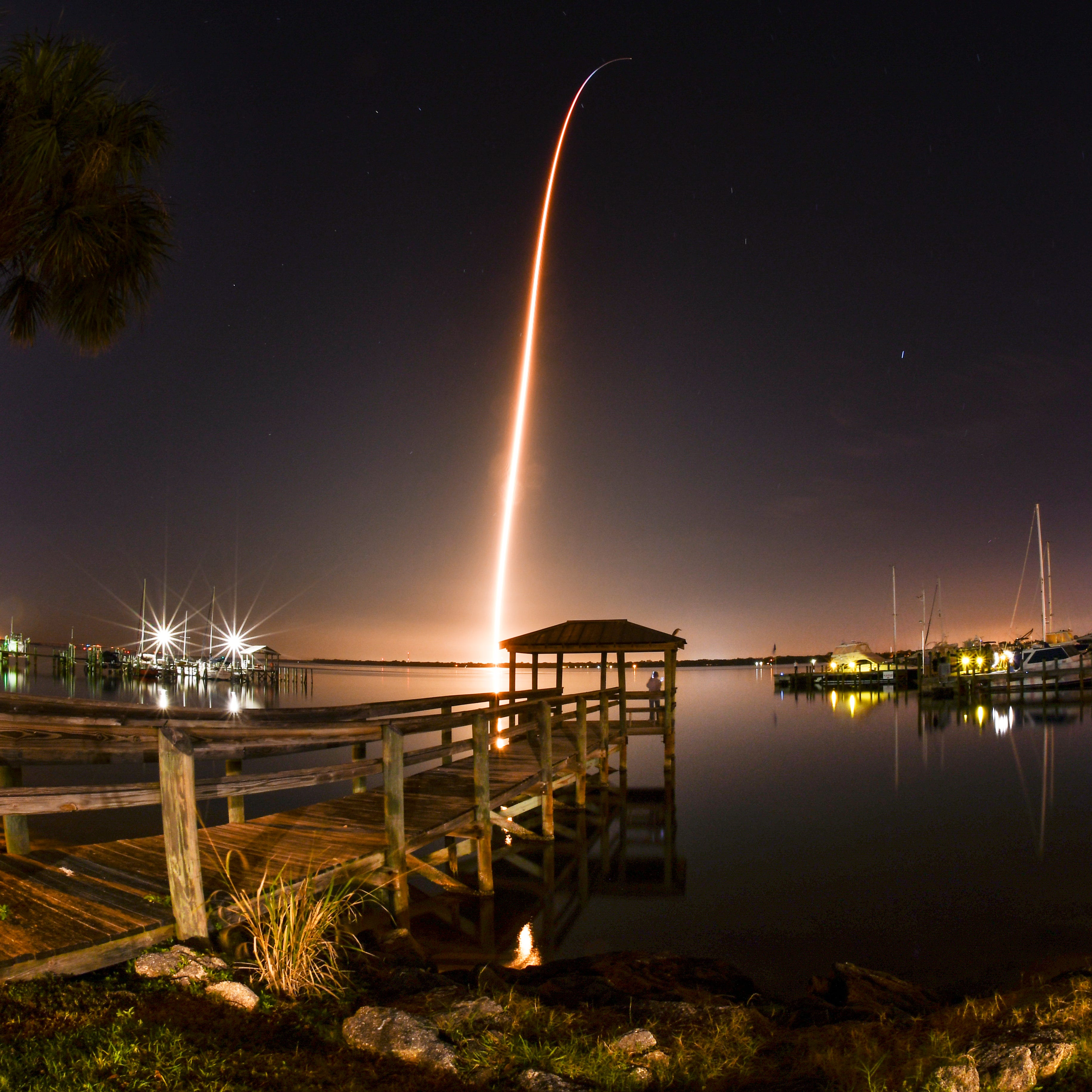 Weather looks good for SpaceX Dragon launch from Cape Canaveral to ISS