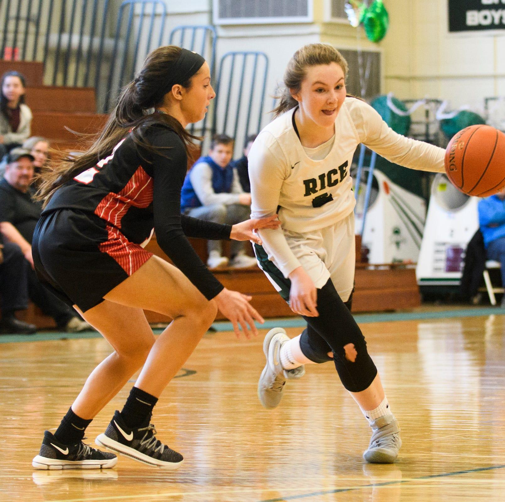 Vermont high school playoffs: Rice rallies to book Final Four trip