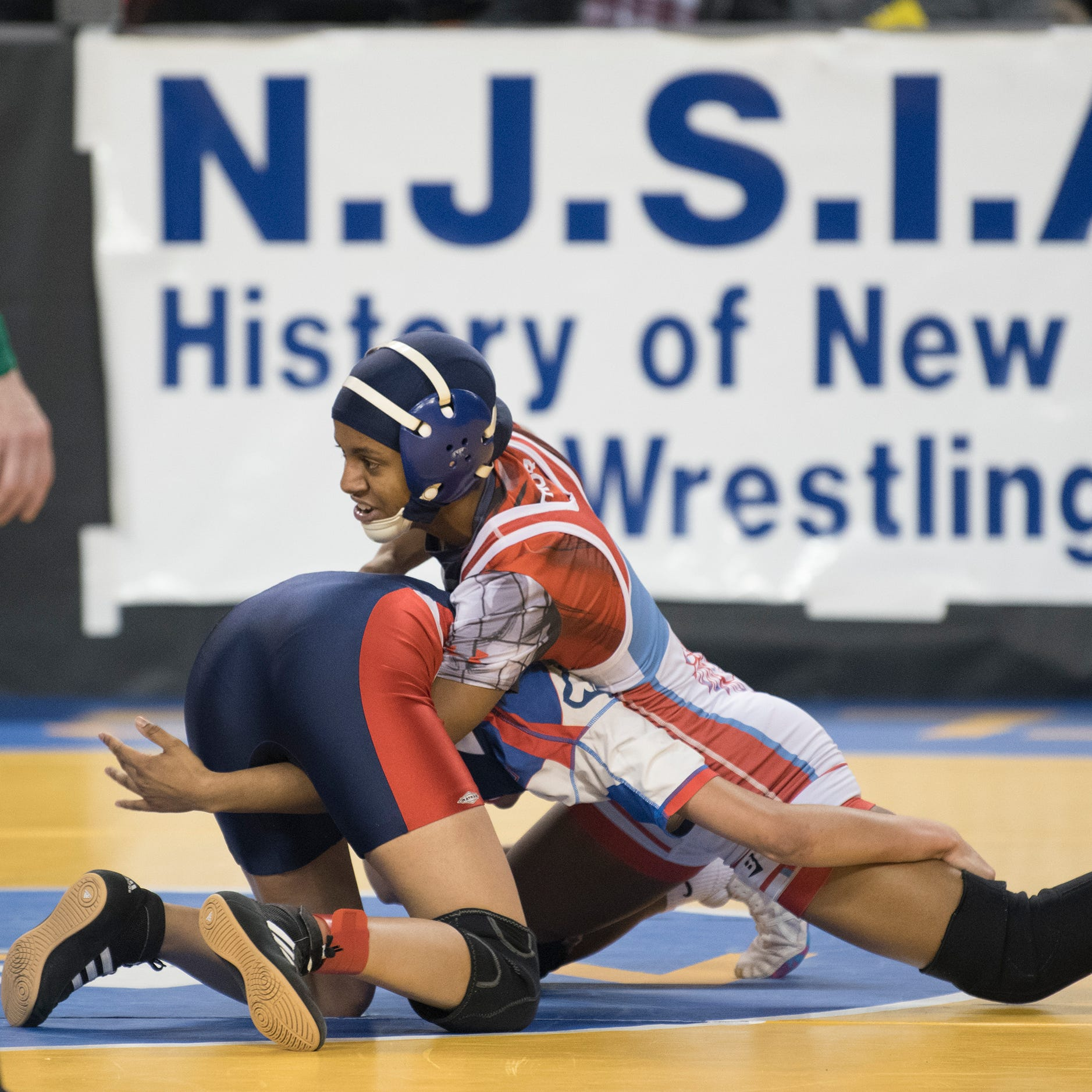 H.S wrestling: Pennsauken's Lebron makes history at first-ever girls' state tourney