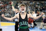 Camden Catholic's Lucas Revano is the Courier-Post's 2019 Wrestler of the Year.