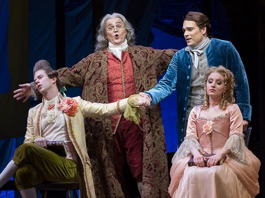 """""""Candide"""" is being performed at the Macomb Center for the Performing Arts and the Berman Center for the Performing Arts."""