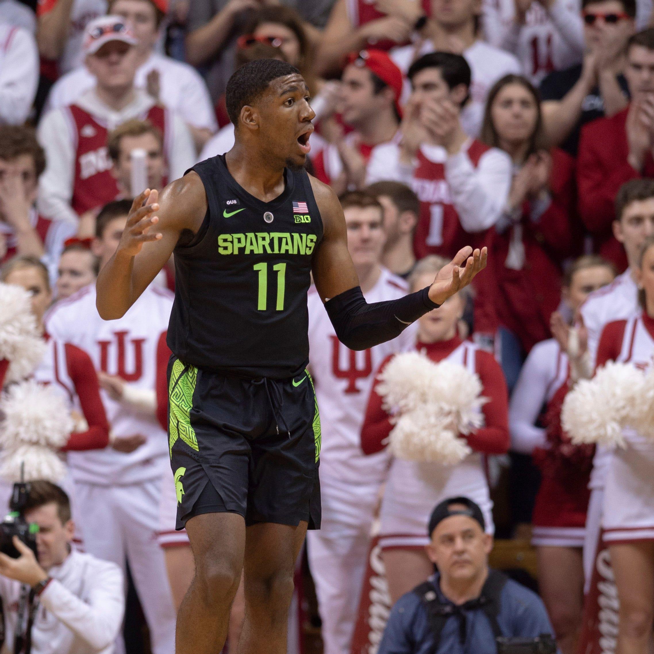 Michigan State basketball needs Aaron Henry to take shots, not hesitate
