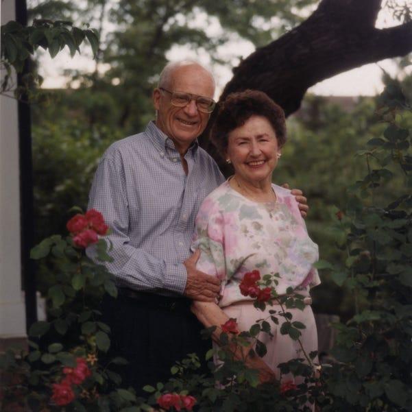 'Miss Lulu,' widow of Tigers' broadcaster Ernie Harwell, dies at 99