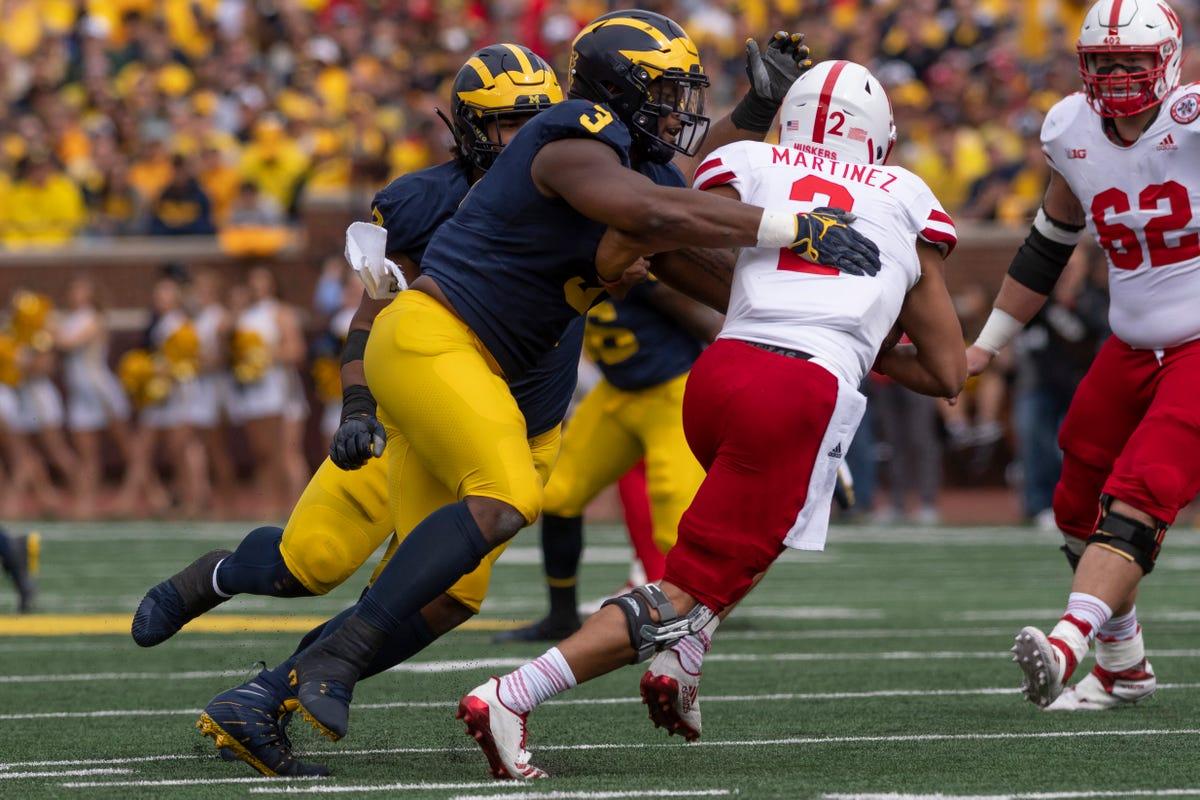 Michigan's Rashan Gary insists he's best player in NFL draft