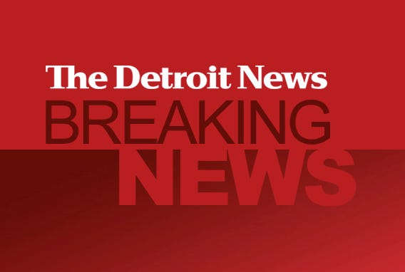 A 29-year-old man was wounded in a shooting Friday outside a White Castle on Detroit's west side.