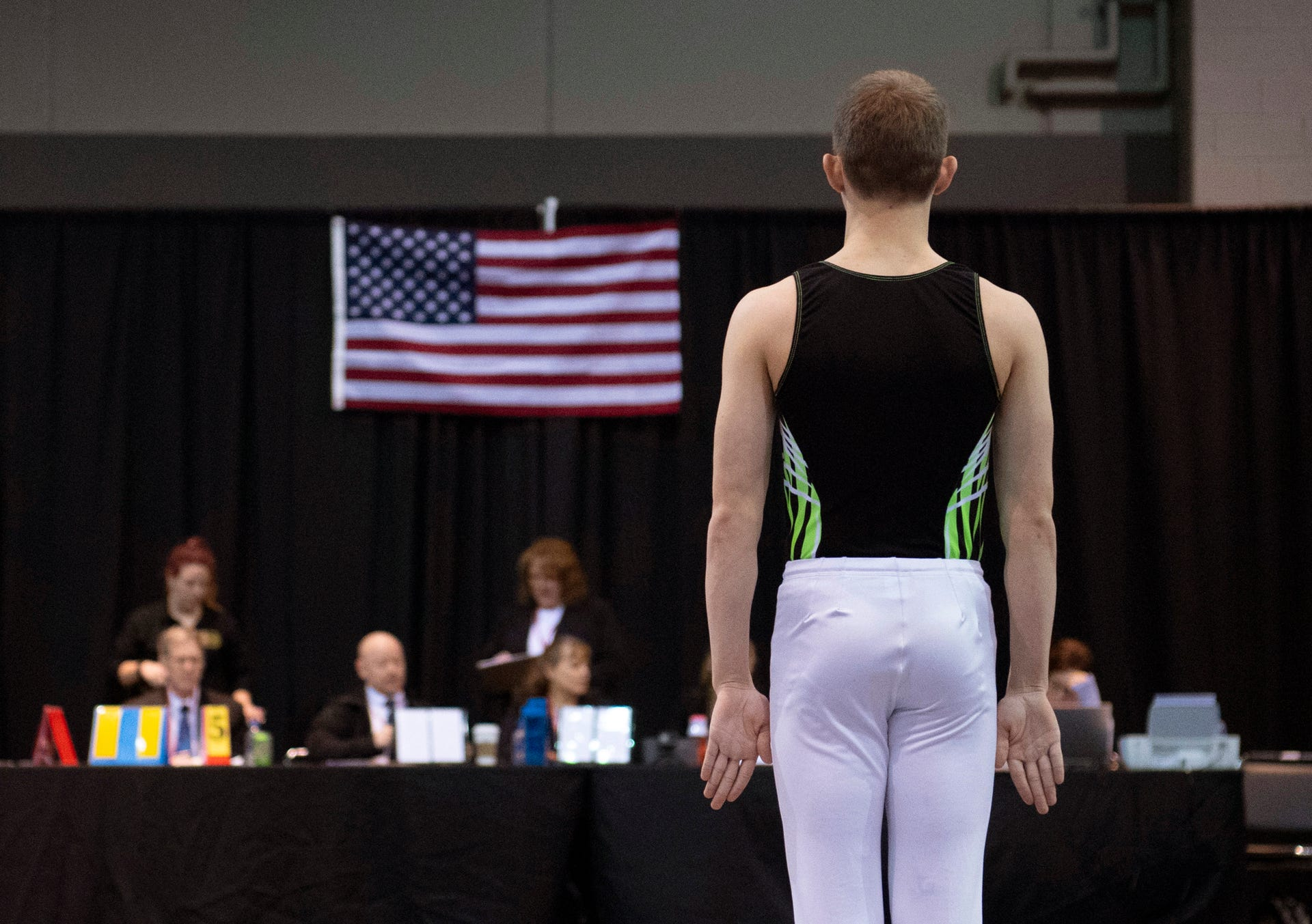 Gallery: VIP Classic gymnasts tumble into town