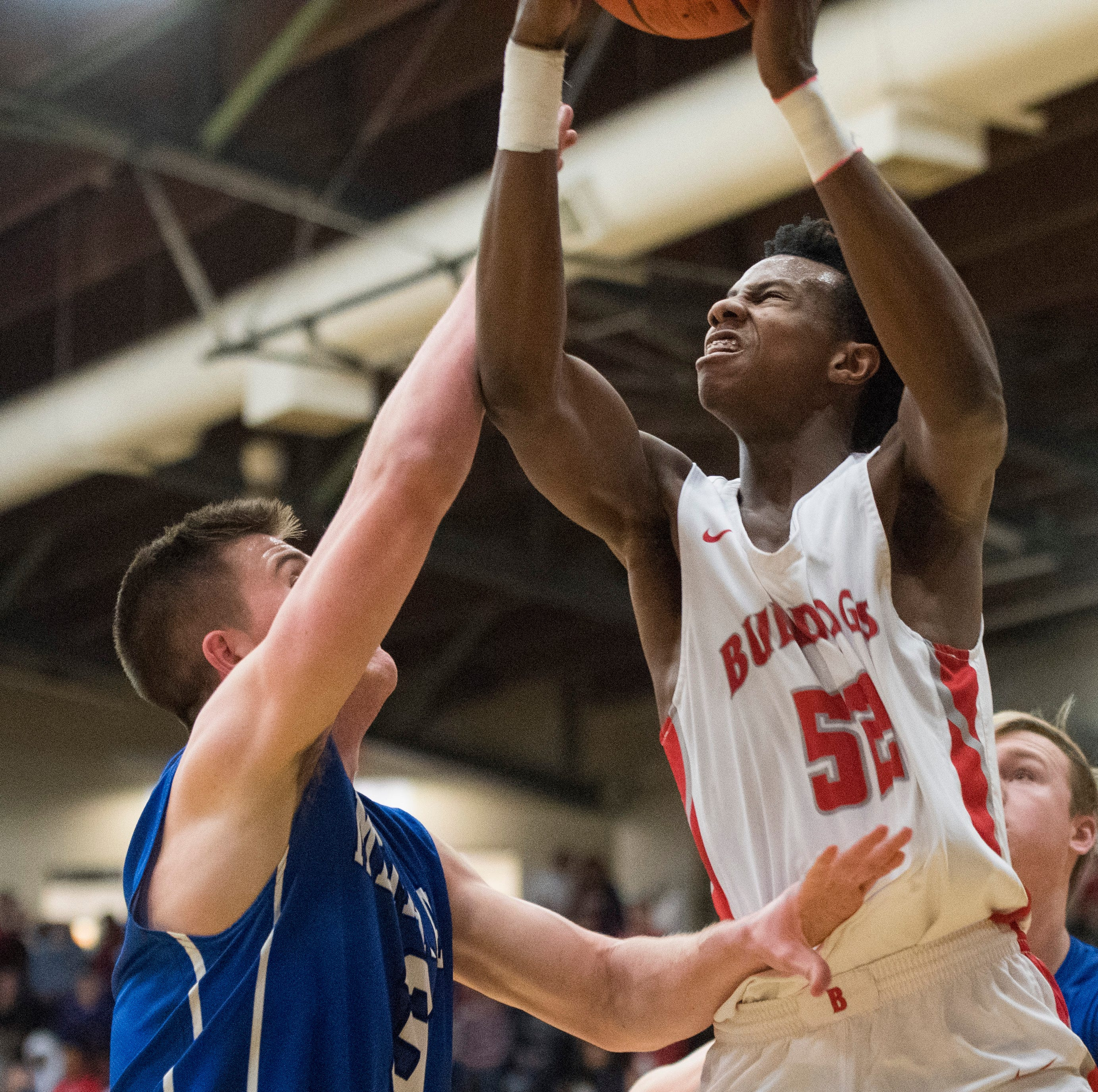 Kiyron Powell, Murray Becher named Indiana Junior All-Stars