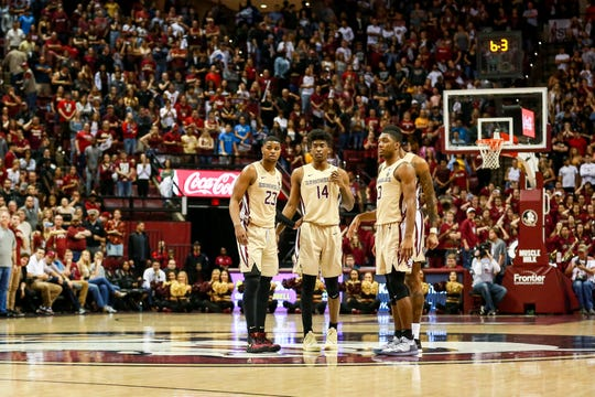 Dating back to 2016, the Florida State men's basketball team has won 48 of its past 51 home games at the Donald L. Tucker Civic Center.