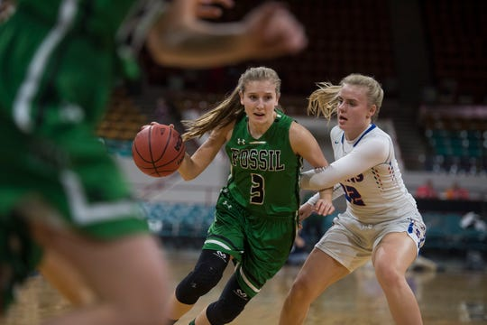 Fossil Ridge's Ashley Steffeck has been selected for both The Show all-star game and the Border Battle All Star Classic.