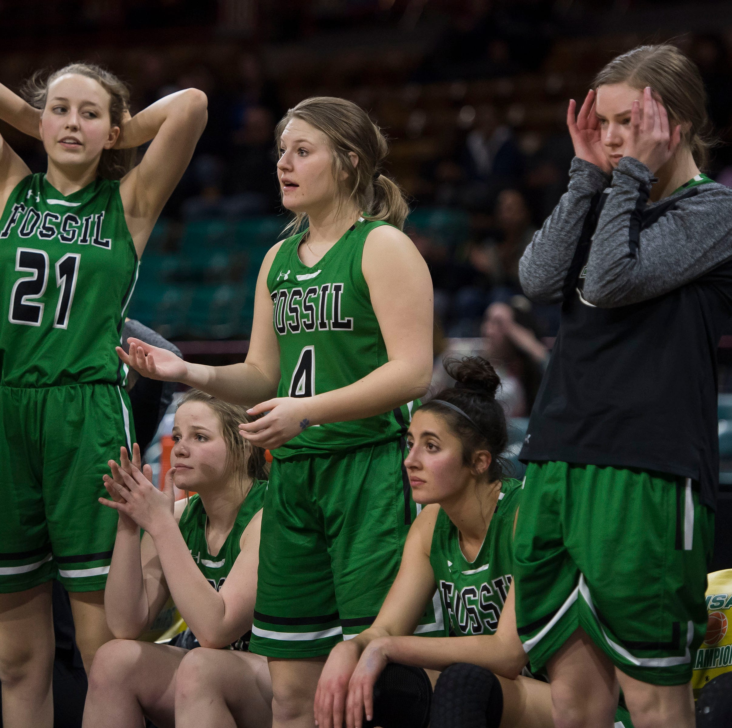 Fossil Ridge's basketball run ends in heartbreaking quarterfinal loss