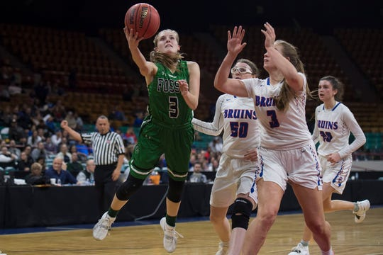 Fossil Ridge's Ashley Steffeck is the lone first-team all-state basketball player from Fort Collins.