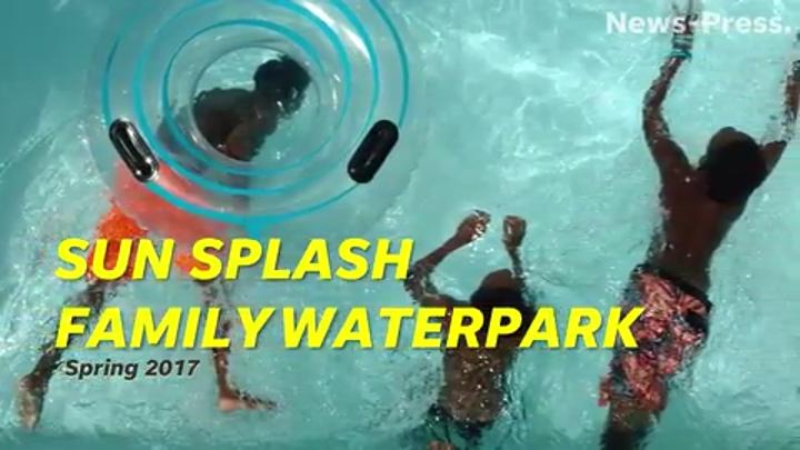Sun Splash Family Waterpark in Cape Coral will open for the season on March 9, 2019.