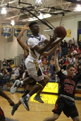 Lehigh Senior High School takes on Port Charlotte in the Class 7A regional final on March 1. Lehigh won the game 54-53 and faces Crestview in a state semifinal at 10 a.m. Friday in Lakeland.